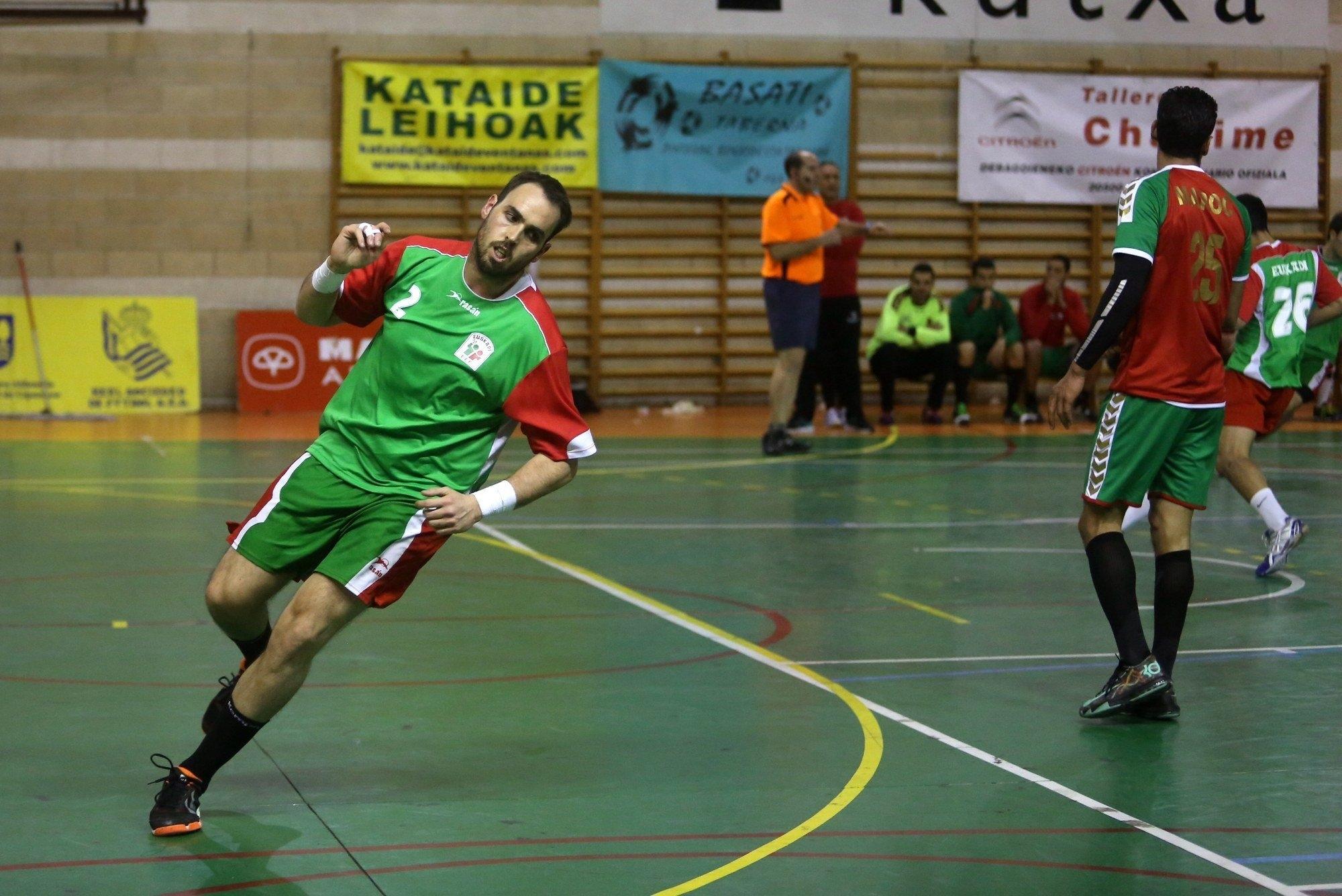Selección de balonmano de Marruecos