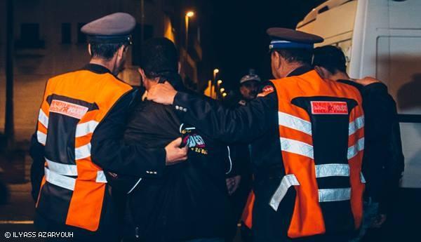redada policia tanger