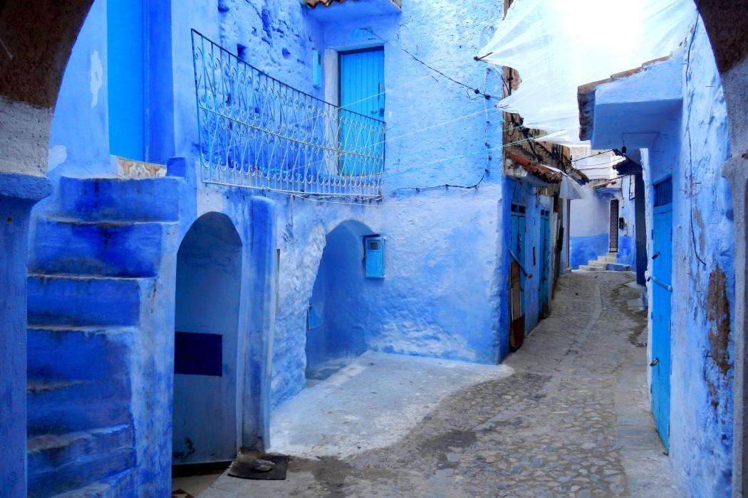 chauen villa azul
