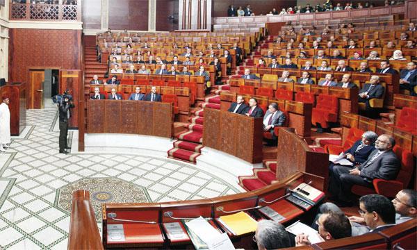 parlamento marruecos