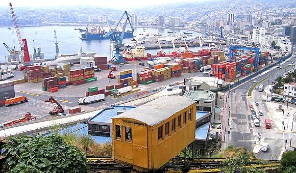puerto valparaíso y tanger med
