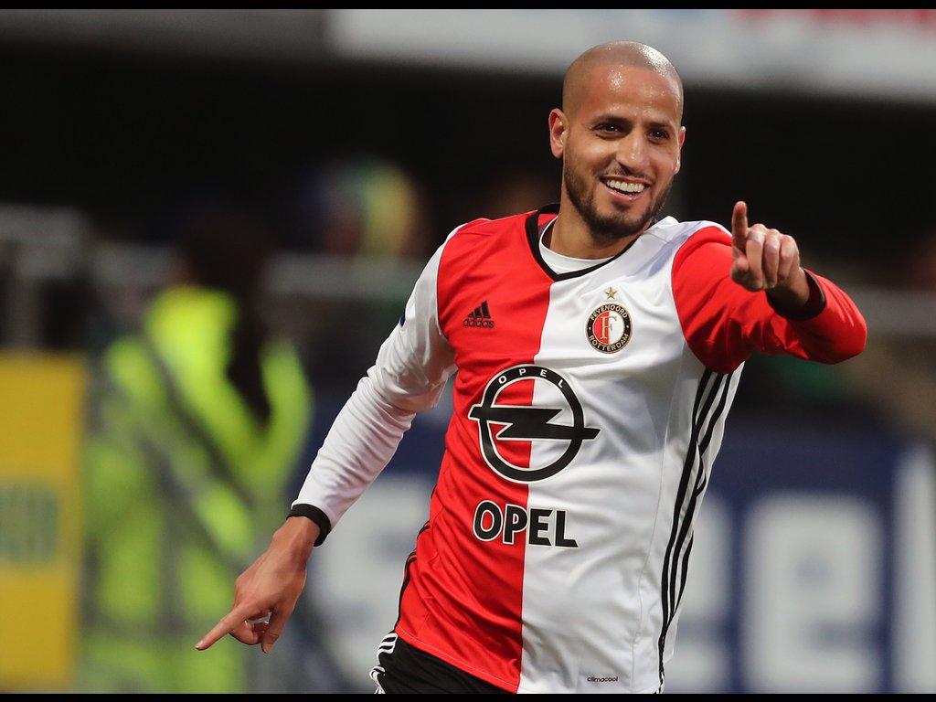 El Ahmadi jugador del Feyenoord