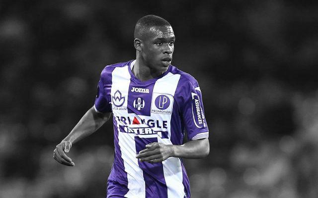 Issa Diop, defensor del Toulouse FC