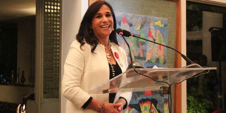 Amina Bouayach, responsable de Derechos Humanos en Marruecos