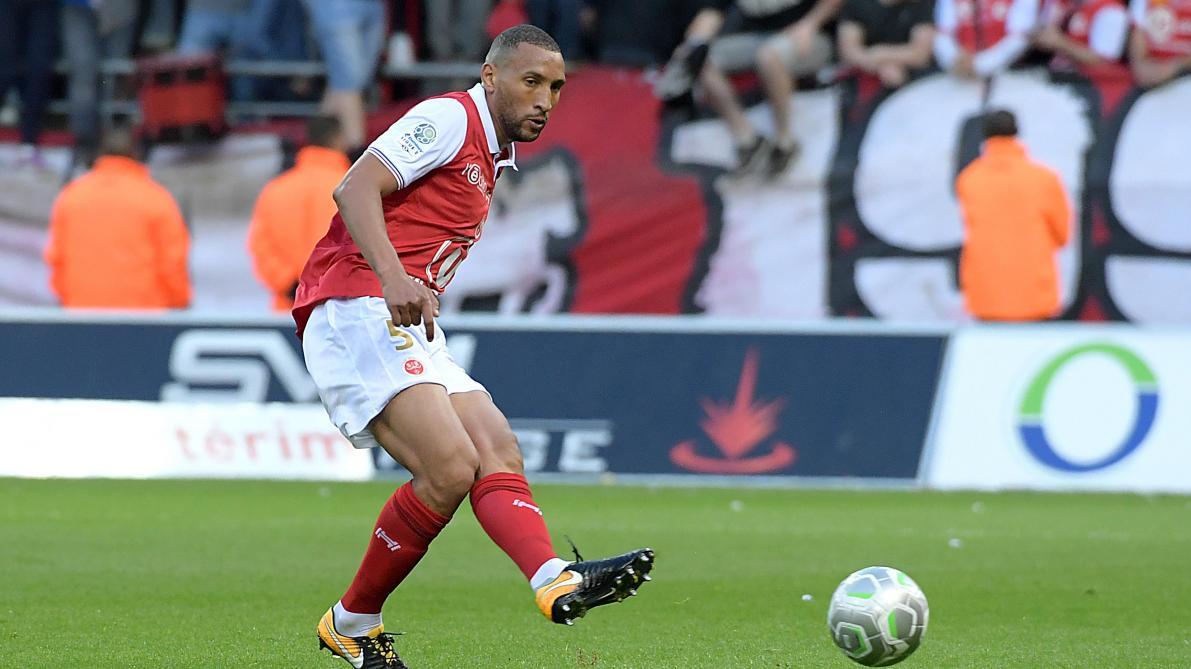 Yunis Abdelhamid, defensa del Stade Reims