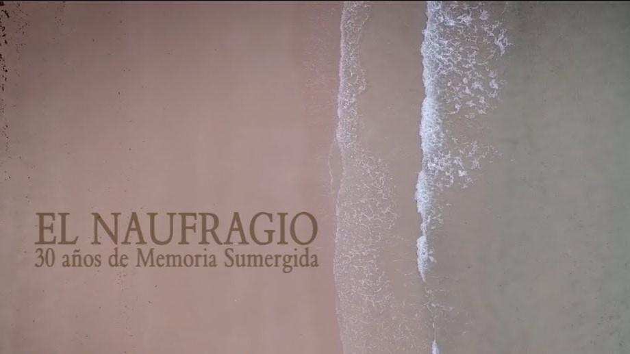 inicio documental 'El naufragio' de Diputación de Cádiz