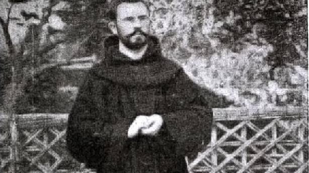 el franciscano Pedro Hilarión Sarrionandia