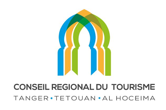 Logo del Consejo Regional de Turismo Tánger-Tetuán-Alhucemas