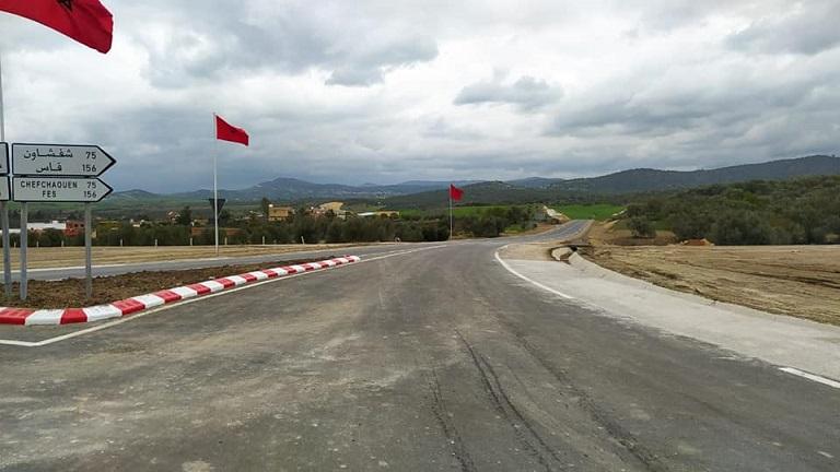 carretera circunvalación Uezán