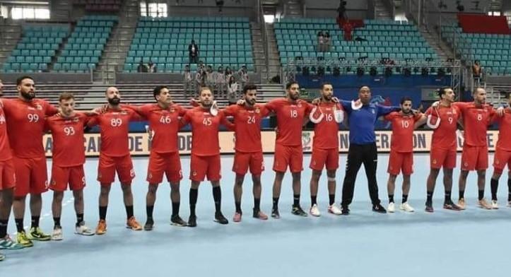 selección de Marruecos de balonmano