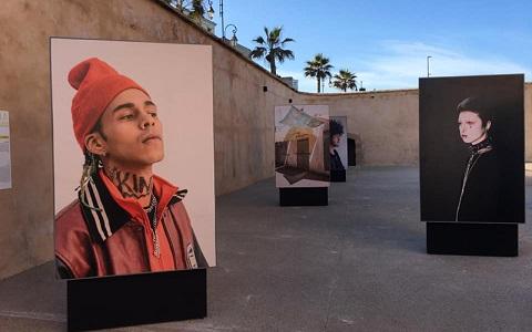 exterior muestra en el museo nacional fotografía de Rabat