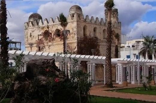 Torre o Fuerte histórica de Martil