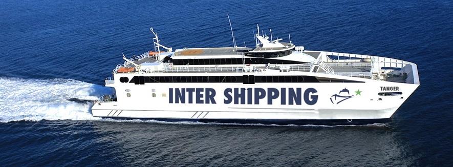 buque intershipping