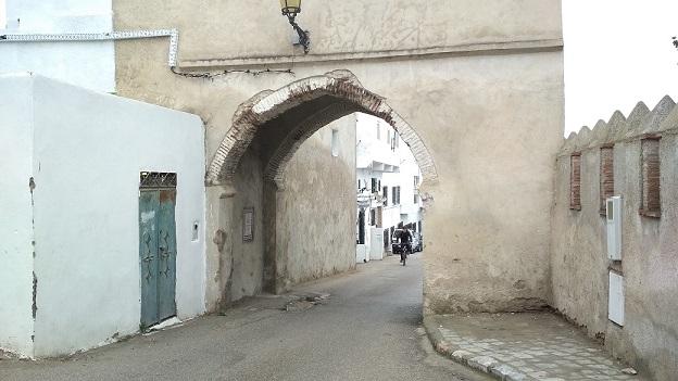 bab remouz, puerta de la Luneta, Tetuán