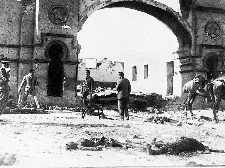 monte arruit 1921