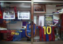 El barcelonismo en Tánger