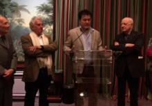 El escritor marroquí Fouad Laroui galardonado con el Gran Prix Jean Giono 2014