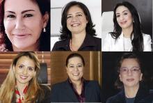 Mujeres Revista Forbes Oriente Medio
