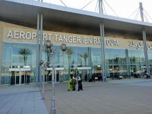 aeropuerto tanger