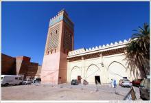 mezquita marraquech