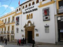 fachada hotel minzah