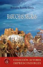 portada libro babuchas negras