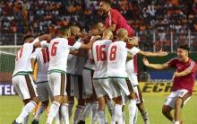 futbolistas marroquies