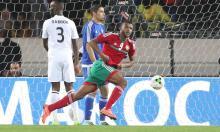 Ayoub El Kaabi goleador de Marruecos