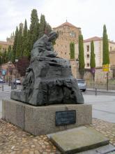 Monumento San Juan de la Cruz, Salamanca