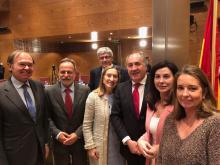 Reunion senado parlamentarios hispano-marroquíes