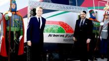 Inauguración TGV Marruecos