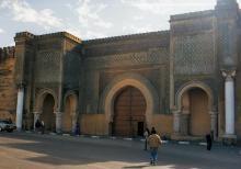 vista plaza Meknes