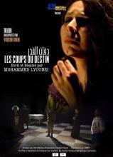 Cartel película 'Los golpes del destino'
