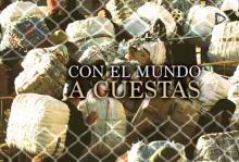 Portada documental 'Con el mundo a cuestas', porteadoras de Ceuta
