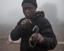 Foto de Seif-Kousmate, Inmigrante subsahariano