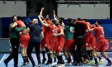 celebración selección Marruecos