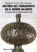 portada libro historia del pensamiento islámico de Cruz Hernández