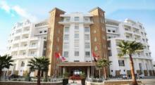 fachada hotel mogador Tánger