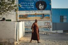 Presencia de Jimi Hendrix en Diabat, Marruecos