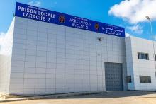 fachada principal nueva prisión Larache-2