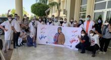 protestas enfermeras