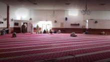 imagen interior de una mezquita en Lepe, Huelva