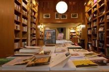 interior librerias des colonnes, tánger
