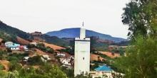 vista general comuna rural allyene