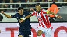 Mohamed Abarhoun durante una jugada del Mundial de clubes 2014