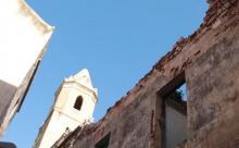 exterior iglesia española de Safi