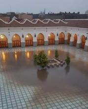 patio gran mezquita Taroudant