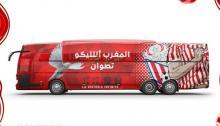 autobus MAT Tetuán con diseño plagiado
