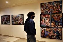 Mirada a la exposición de comic del INBA