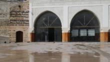 Fachada Centro Portuario de Tánger